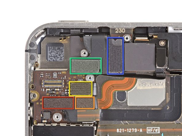 iphone 4 verizon logic board replacement ifixit. Black Bedroom Furniture Sets. Home Design Ideas
