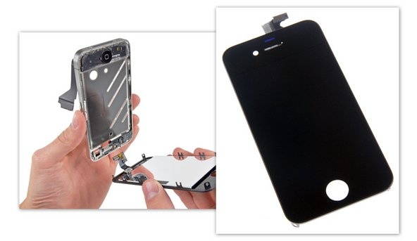 iPhone 4 disassembly instruction manuals