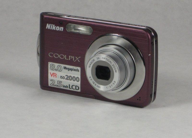nikon coolpix s210 repair ifixit rh ifixit com Nikon Coolpix Owners Manual 2000 Nikon Coolpix S5200 Manual