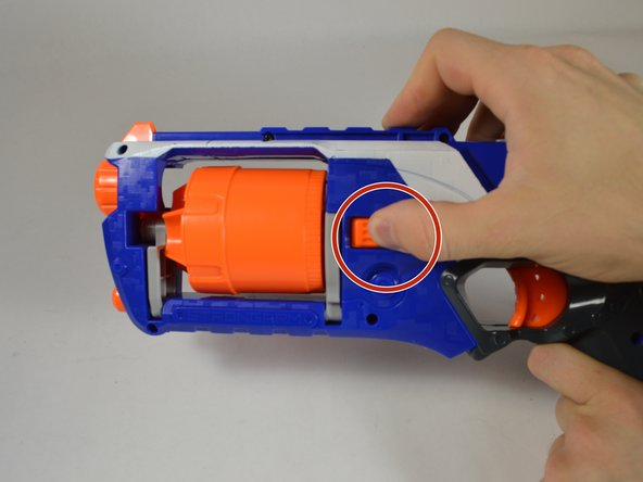 Nerf N-Strike Elite Strongarm Unloading Button Replacement