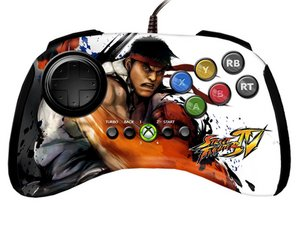 Mad Catz Street Fighter IV FightPad Repair
