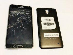 Samsung Galaxy Mega 2 수리