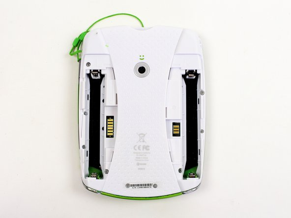 LeapFrog LeapPad2 Explorer Back Cover Replacement