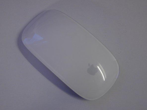 Apple Mouse Batterie umtauschen