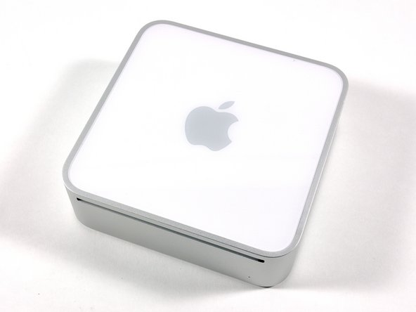 Mac mini Model A1283 Terabyte Drive Replacement