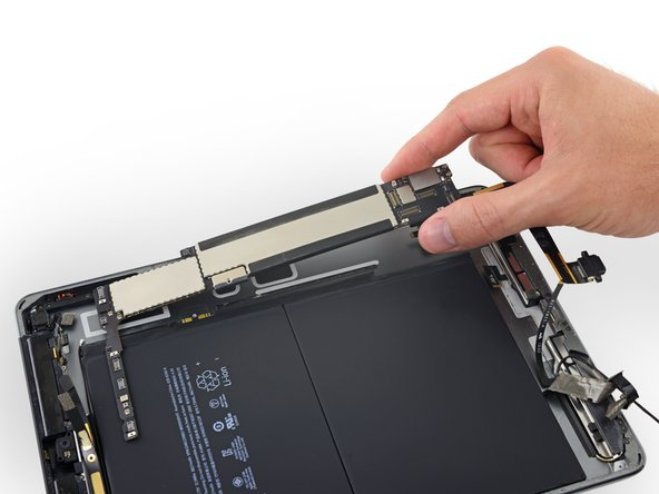 iPad Air LTE Logic Board Replacement