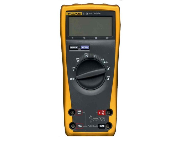 fluke 77 series iii repair ifixit rh ifixit com Fluke 70 Series II Multimeter Fluke 88 Multimeter