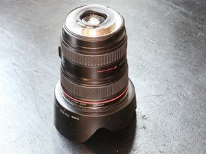 Canon EF 24-105 mm F 4.0 L IS USM Repair