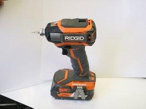 Ridgid R86037 Repair