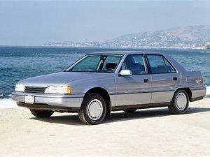 1985-1987 Hyundai Sonata Repair