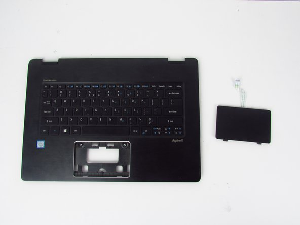 Acer Aspire R R5-471T-51UN Trackpad Replacement
