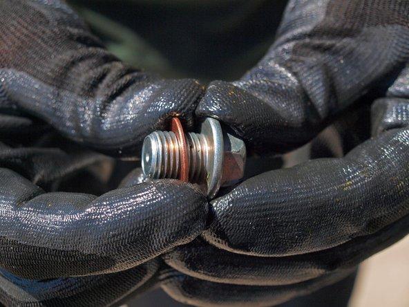 """Tout joint de bouchon standard de vidange de 1/2"""", en métal  ou en plastique, est approprié tant qu'il s'adapte sur les filets."""