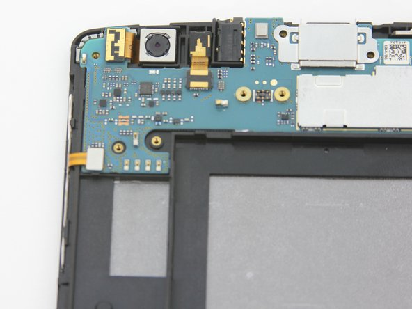 LG G Pad X 8.3 Motherboard Replacement