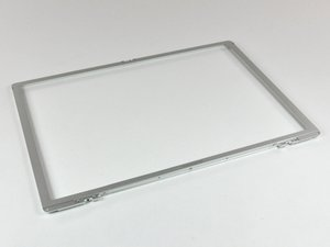 Front Display Bezel