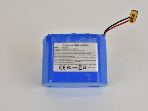 Hover-1 Superstar Battery Replacement