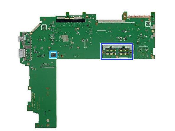Winbond 25Q128FV Serial NOR Flash