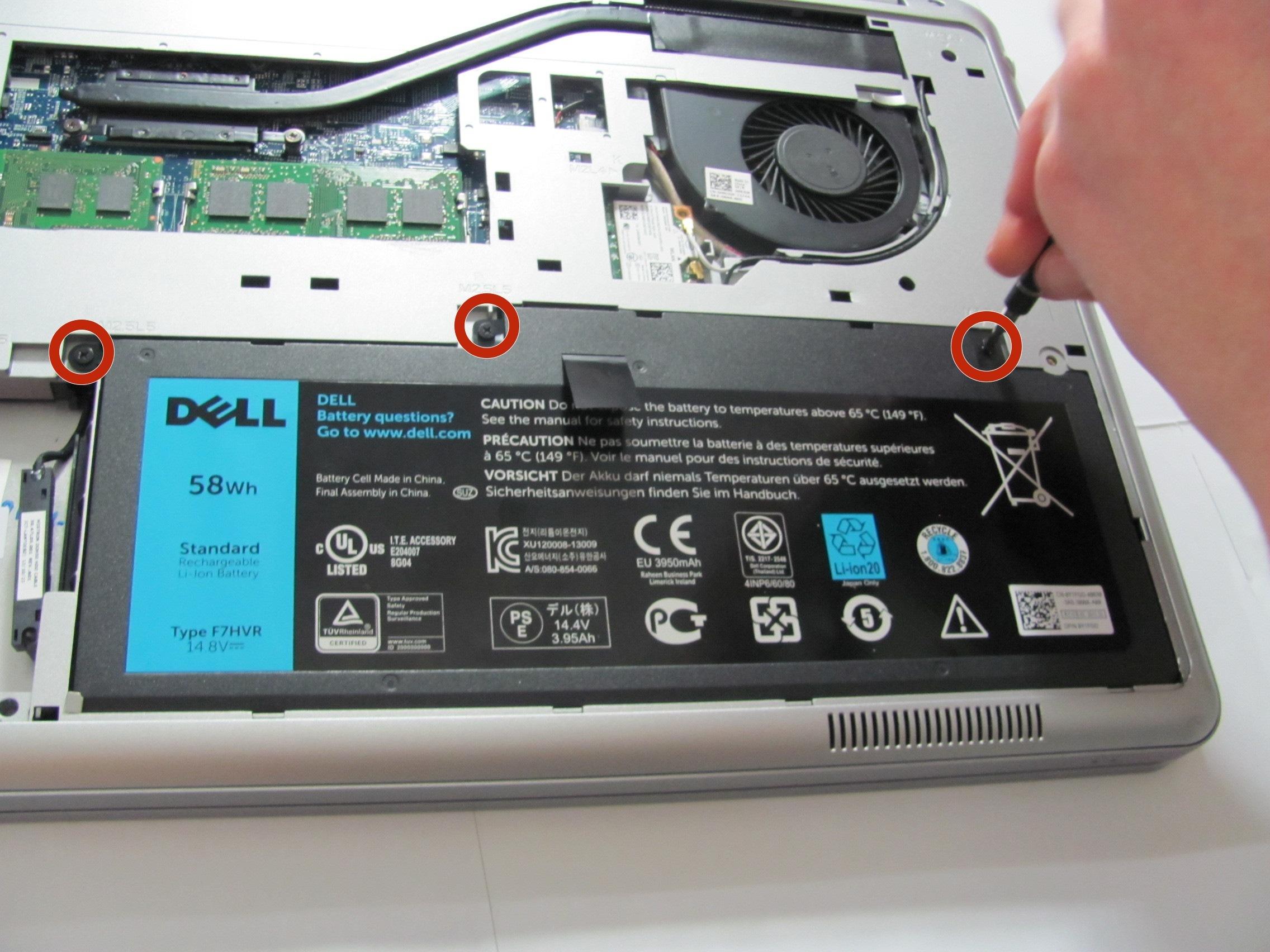 Dell Inspiron 15-7537 Repair - iFixit