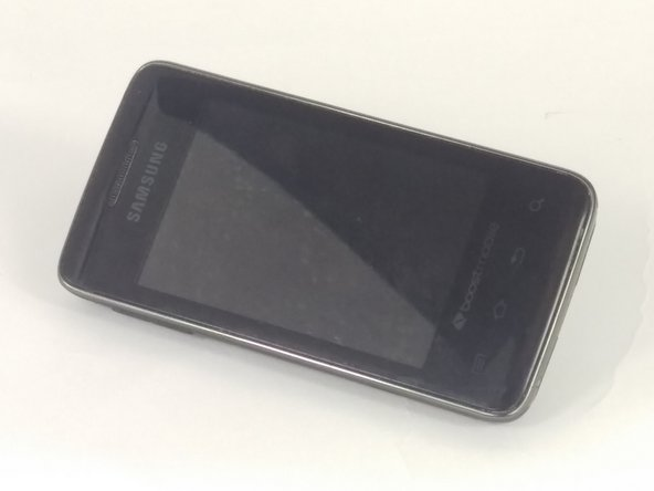 Samsung Galaxy Prevail Volume, Camera, & Power Buttons Replacement