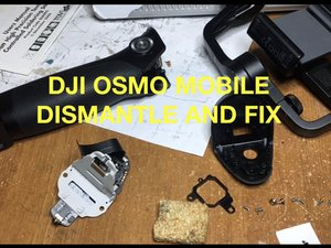 Osmo Mobile Teardown