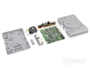 Sony PlayStation Teardown