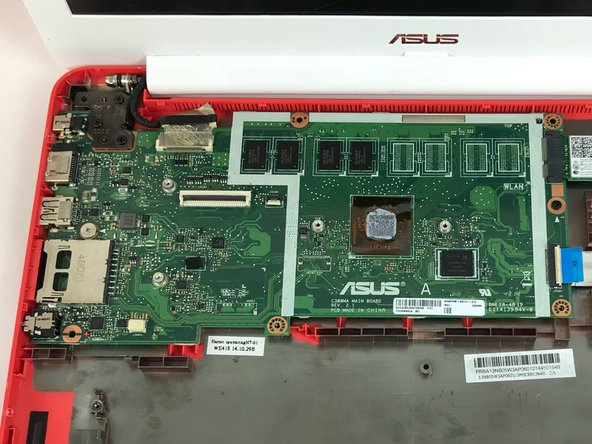 ASUS Chromebook C300MA-DH01 Motherboard Replacement