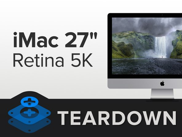 How do you herd together 14.7 million pixels? You can ask nicely, or you can brandish some heavy-duty hardware. Inside the Retina 5K iMac:
