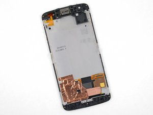 LCD Screen and Digitizer Assembly