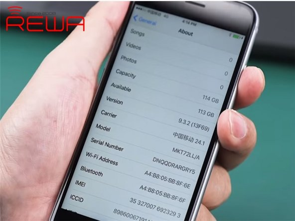 How to Upgrade iPhone 6S 16GB Storage to 128GB
