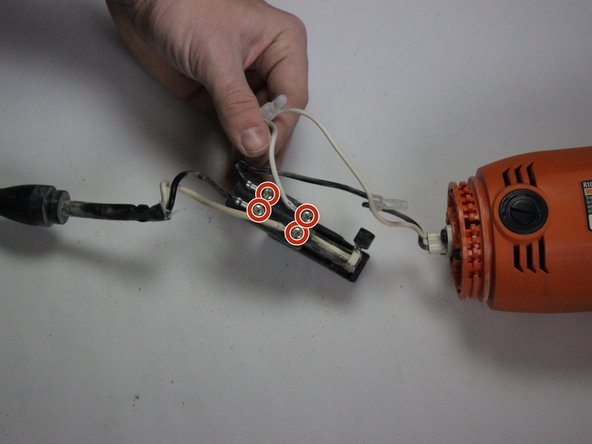 Ridgid Angle Grinder R10202 Power Trigger Replacement
