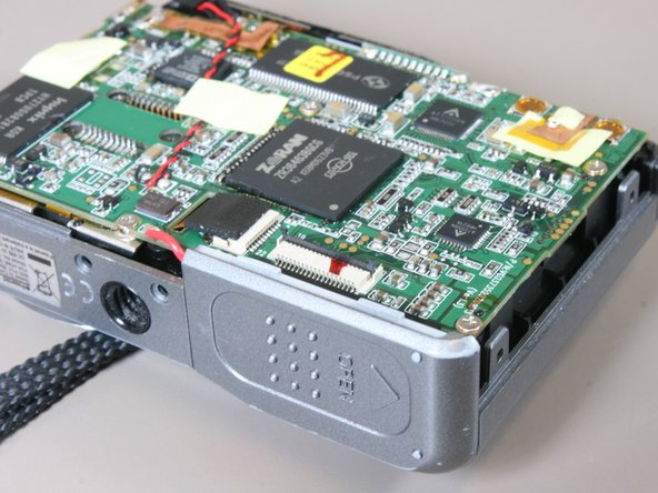 Image 2/2: This is what the rest of the camera will look like.