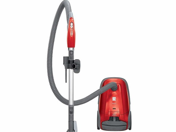 Kenmore 200/400/600 Series Canister Vacuum Cleaner Electrical Repair