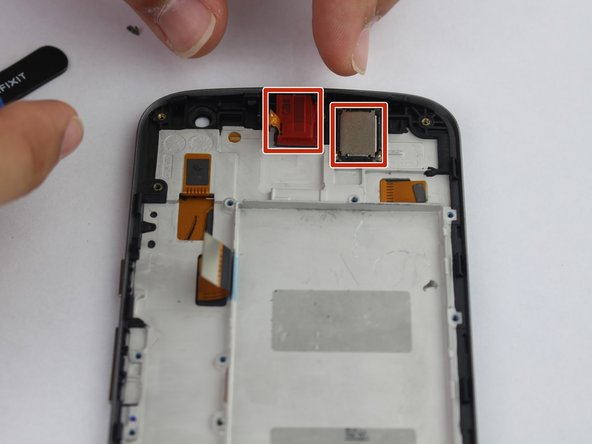 Moto G4 Phone Screen Replacement