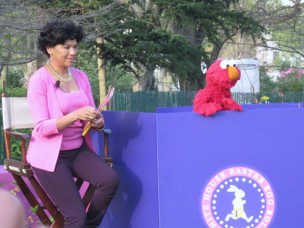 Sonia Manzano, the actress who played Maria, was a fixture on Sesame Street for decades—and she introduced a lot of kids to the value of repair. Photo by Devon Steven, CC BY-NC-ND 2.0