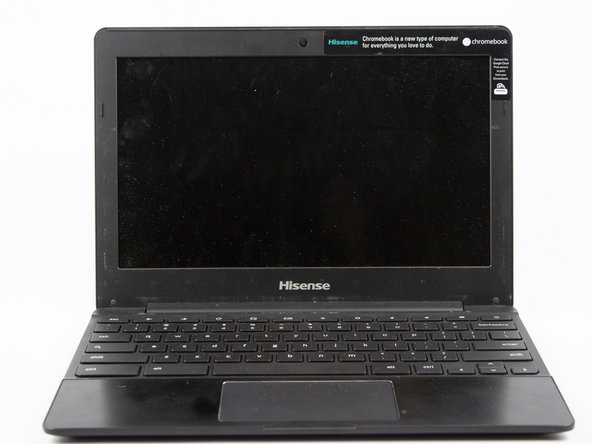 Hisense Chromebook C11 Screen Replacement