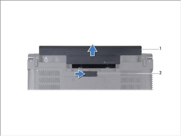 Dell Studio 1450 Battery Replacement