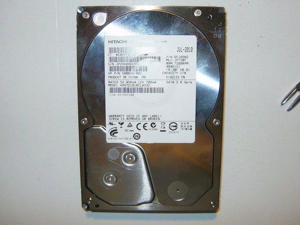 Hitachi GST Deskstar HDS721010CLA332 Hard Drive  Controller Replacement