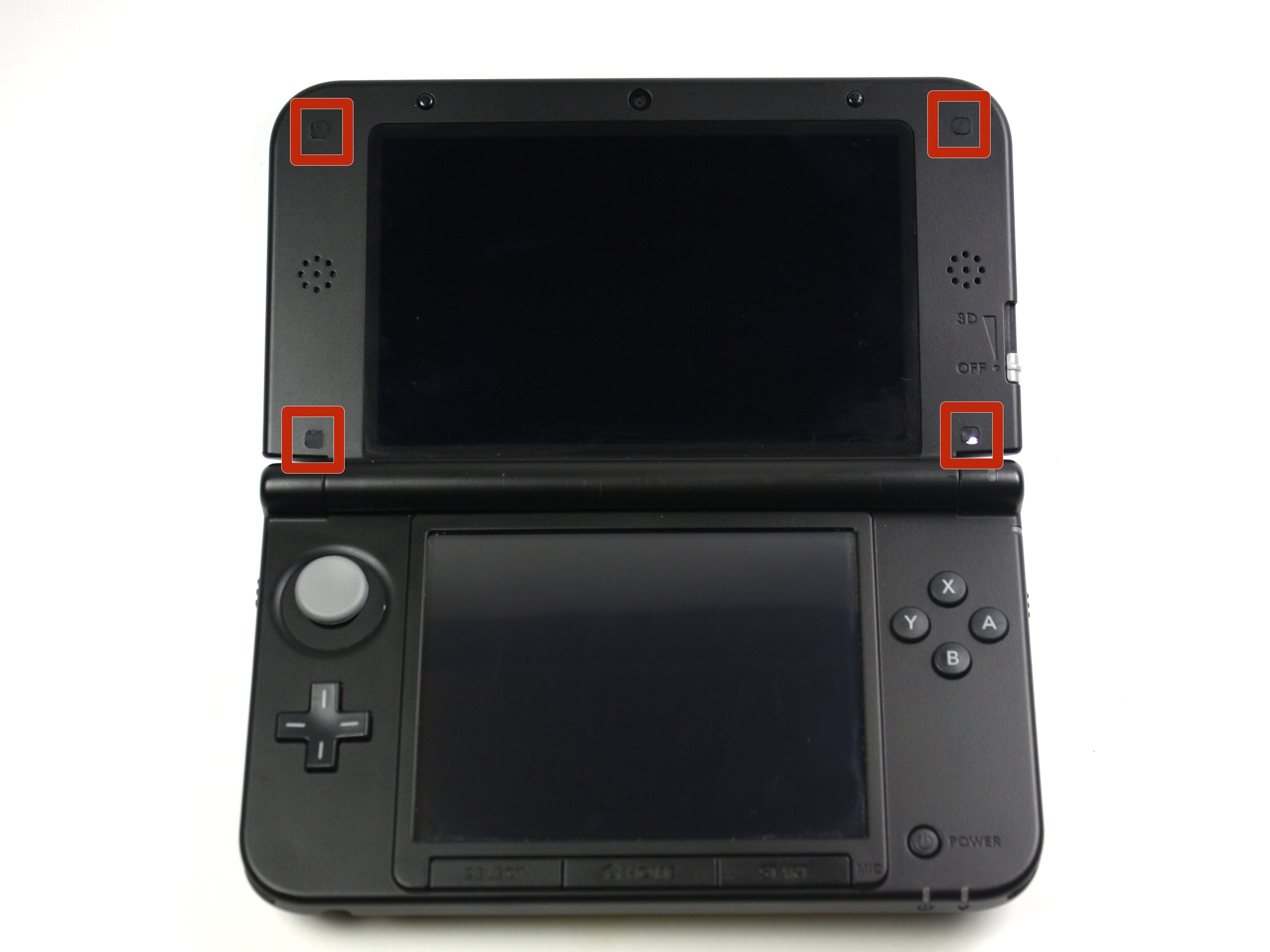 nintendo 3ds xl upper lcd display replacement ifixit repair guide rh ifixit com