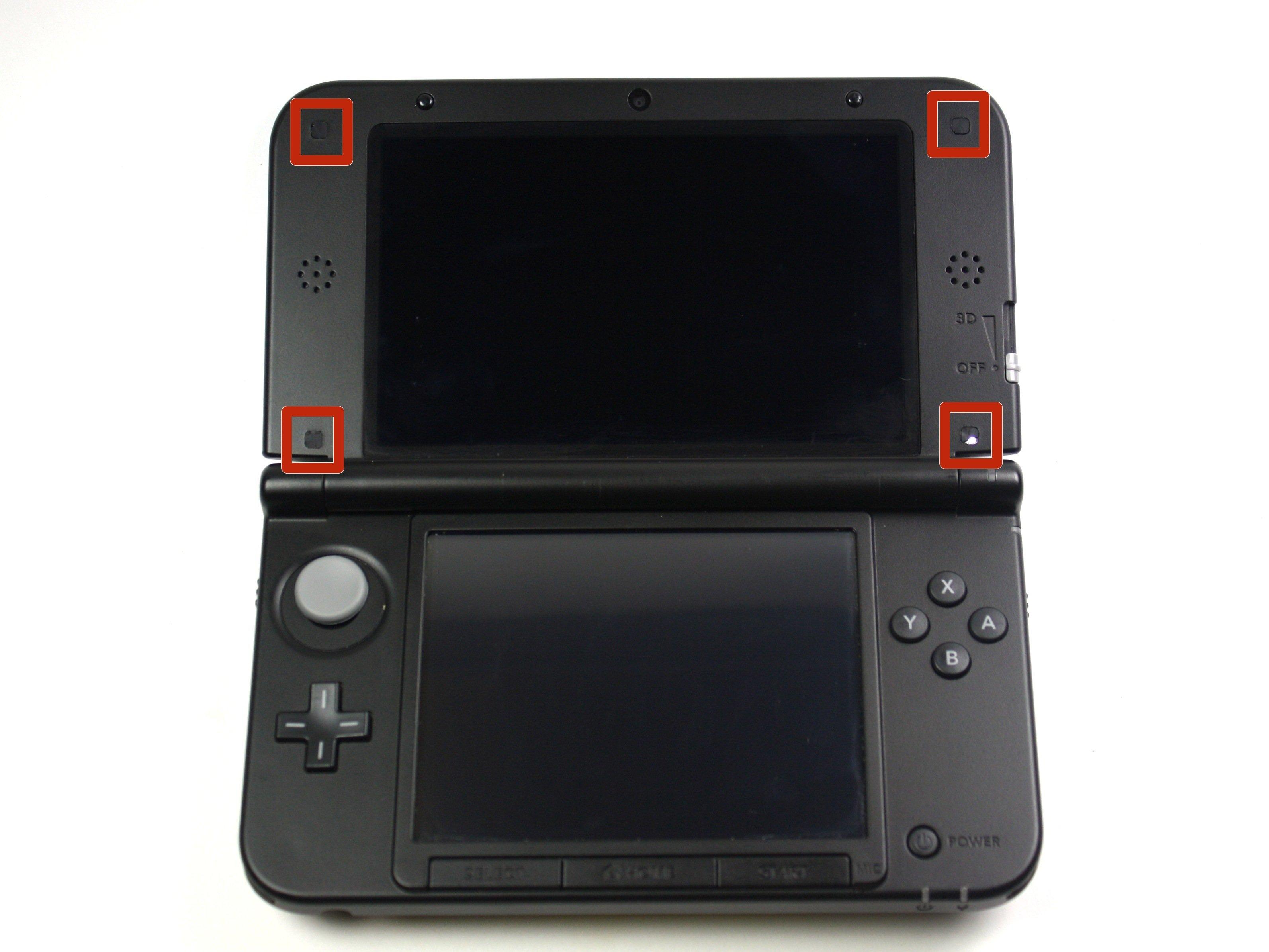 Nintendo 3ds Xl Sd Karte.Nintendo 3ds Xl Oberes Lcd Austausch Ifixit