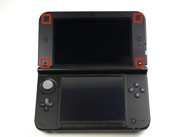 Nintendo 3DS XL Upper LCD Display Replacement