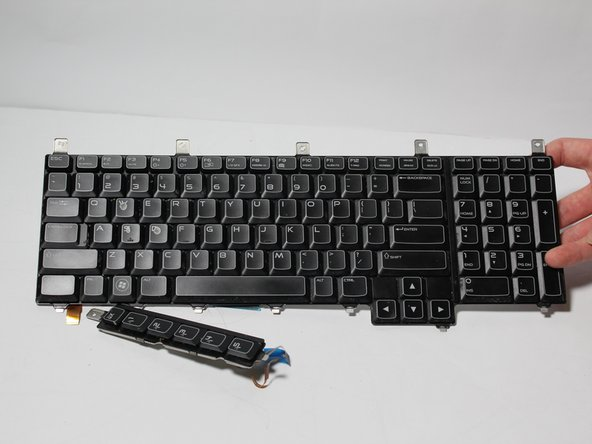 Alienware M18x Keyboard Replacement