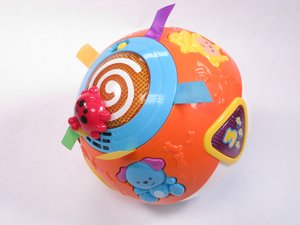 Vtech Move and Crawl Ball Repair