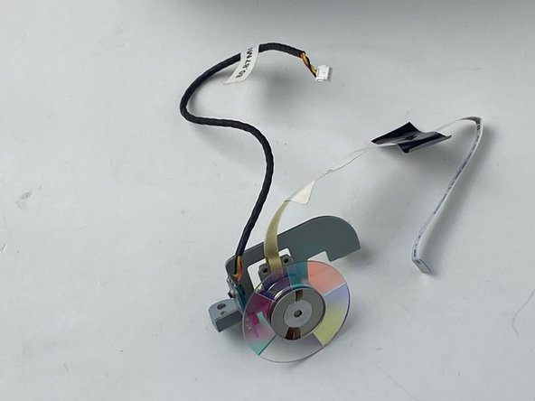 InFocus IN3104 Color Wheel Replacement