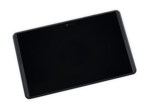 "Image 2/2: 7"" HD 1920 x 1200 (323 ppi) touchscreen display"