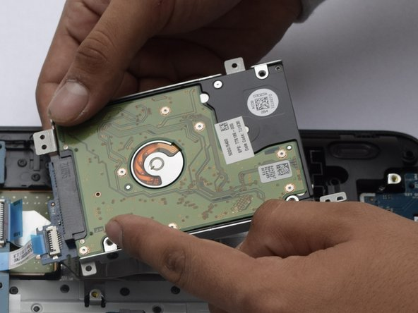 HP 15-AF131DX Hard Drive Replacement