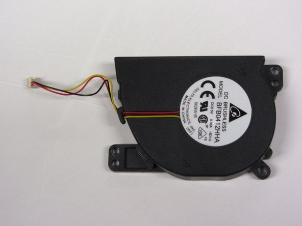 PlayStation 2 Slimline SCPH-7500x Fan Replacement