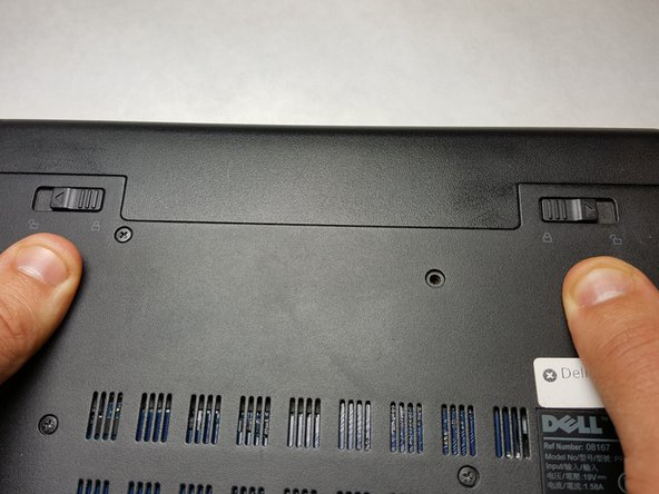 Dell Inspiron Mini 1210 Battery Replacement