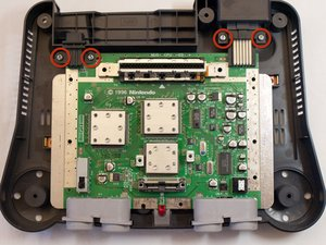 nintendo 64 repair ifixit nintendo 64 motherboard replacement