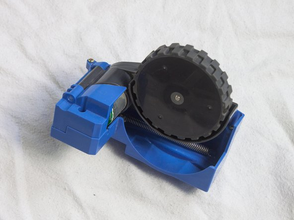 iRobot Roomba 551 Side Wheel Replacement