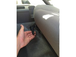 How to Repair the Rear Cup Holder in a 2005-2013 Nissan Frontier