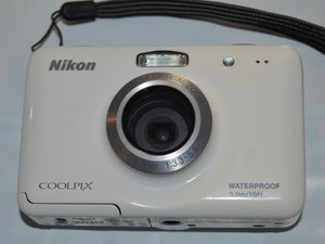 Nikon Coolpix S30 Repair